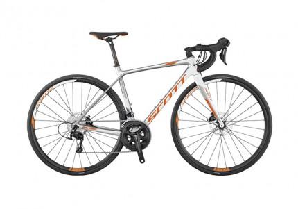 Streetcat Pro FX bicycle