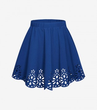 Net Embroidered Gown/Anarkali Kurta & Bottom Material