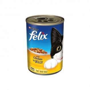 Felix Meat and Rice Dog Adult