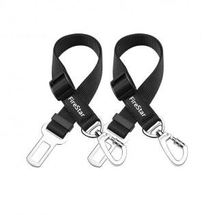 Dog Collar Belt  Black